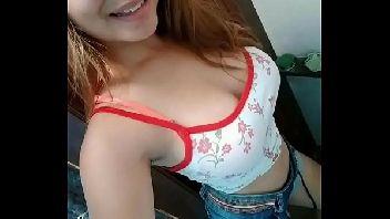 Siririca caseira da estudante que mandou video nudes no zap zap