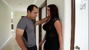Vídeos de incesto cunhado tarado entrou na casa da gostosa do nada e comeu ela