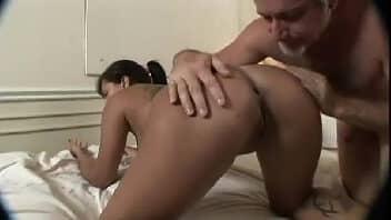 Babalu atriz porno trepando com velho rico